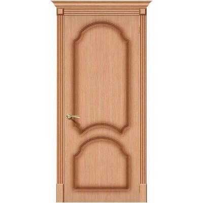 Дверь шпонированная BRAVO Соната ДГ Ф-01 Дуб