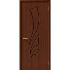 Дверь шпонированная BRAVO Эксклюзив ДГ Ф-17 Шоколад