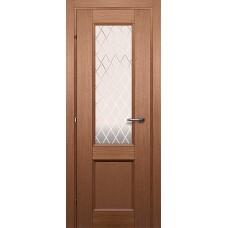 Дверь CPL Краснодеревщик 3324 ДО Грецкий орех