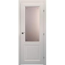 Дверь CPL Краснодеревщик 6324 ДО Белый