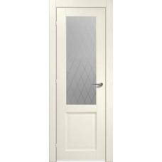 Дверь CPL Краснодеревщик 6324 ДО Слоновая кость