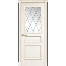 Дверь шпонированная La Porte 300.1 ДО Ясень карамель