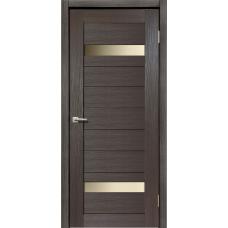 Дверь экошпон La Porte 638 Венге