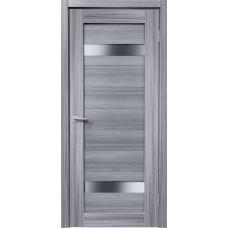 Дверь экошпон La Porte 638 Сандал серый