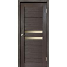Дверь экошпон La Porte 642 Венге