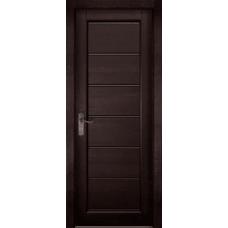Дверь массив ольхи ОКА Премьер плюс Венге