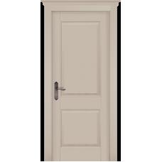 Дверь массив ольхи ОКА Элегия ДГ Эмаль крем