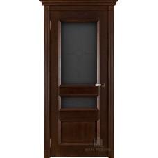 Дверь массив дуба Двери Регионов Ока Афродита ДО Античный орех