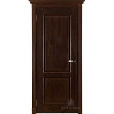 Дверь массив дуба Двери Регионов Ока Селена ДГ Античный орех
