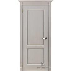 Дверь массив дуба Двери Регионов Ока Селена ДГ Эмаль слоновая кость