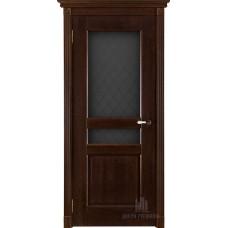 Дверь массив дуба Двери Регионов Ока Виктория ДО Античный орех