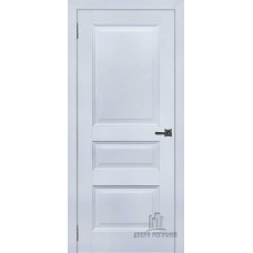 Дверь RegiDoors Аликанте 2 ДГ Серый шелк RAL 7047