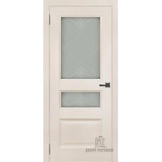 Дверь RegiDoors Аликанте 2 ДО Слоновая кость RAL 9001