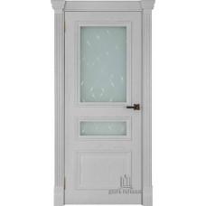 Дверь RegiDoors Барселона ДО Perla со стеклом Квадро
