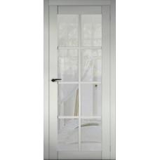 Дверь эмалит Regidoors Cobalt 22 ДО Манхэттен стекло Рефлект