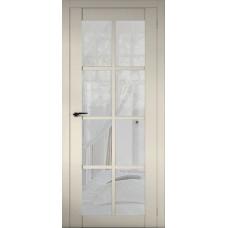 Дверь эмалит Regidoors Cobalt 22 ДО Магнолия стекло Рефлект