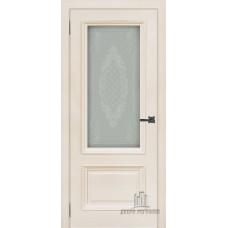 Дверь шпонированная RegiDoors Неаполь 1 ДО RAL 9001