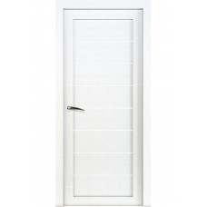 Дверь Uberture 2125 Белый велюр