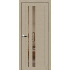Дверь экошпон Uberture 30008 Софт Кремовый