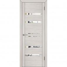 Дверь Uberture 30030 Капучино велюр с зеркалом