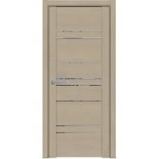 Дверь Uberture 30032 Софт Кремовый бронзовое зеркало