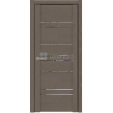 Дверь Uberture 30032 Софт Тортора серое зеркало