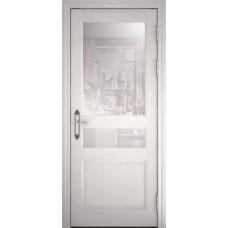 Дверь Uberture 40006 Ясень перламутр