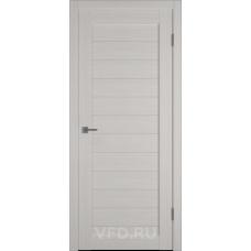 Дверь ВФД GLAtum X6 Беленый дуб