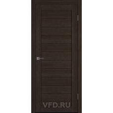 Дверь ВФД GLAtum X6 Венге