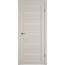 Дверь ВФД Atum Pro 27  Scansom Oak стекло сатинат Полар