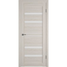 Дверь ВФД Atum Pro 26  Scansom Oak стекло сатинат Полар