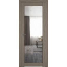 Дверь ВФД Atum Pro X32 Brun Oak зеркало Reflex