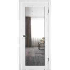 Дверь ВФД Emalex Emalex 32 Reflex Ice с зеркалом