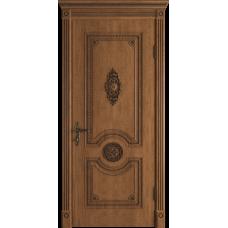 Дверь ВФД Classic Art Greta Honey Classic с патиной