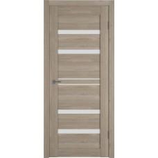 Дверь ВФД Light 26 Mocco стекло сатинато белое