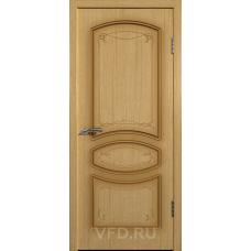 Дверь ВФД Standart Версаль 13ДГ1 Светлый дуб