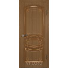 Дверь ВФД Standart Версаль 13ДГ3 Орех
