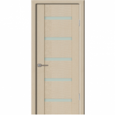 Дверь экошпон Airon Агата 05 ДО светлый лен
