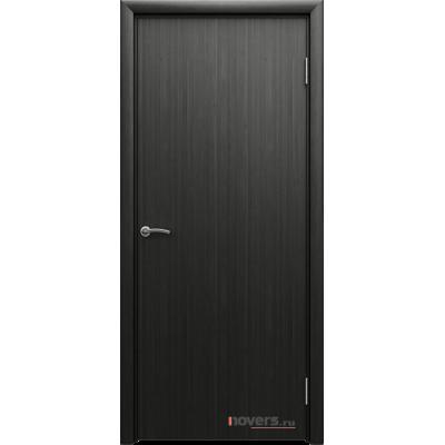 Дверь пластиковая Aquadoor Дуб венге - полотно 600, 700, 800, 900 мм