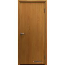Дверь пластиковая Aquadoor Миланский орех - полотно 600, 700, 800, 900 мм