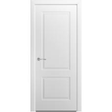 Дверь Арсенал Челси 2 эмаль белая
