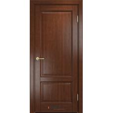 Дверь комбинированный массив Арсенал Мадера Микс Ол 83 ДГФ Коньяк