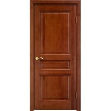 Дверь массив сосны Арсенал Мадера 5ш ДГФ Коньяк
