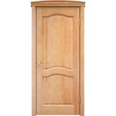 Дверь массив сосны Арсенал Мадера 7ш ДГФ Орех 5%