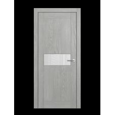 Дверь ламинированная Арсенал Прайм 3112 Дуб Хрусталь