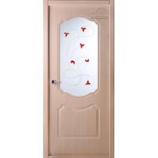 Дверь экошпон 3D Belwooddoors Перфекта ДО рис 14 клен серебристый