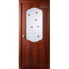 Дверь экошпон Belwooddoors Перфекта ДО рис 14 итальянский орех