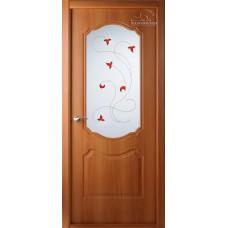 Дверь экошпон Belwooddoors Перфекта ДО миланский орех