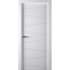 Белорусская дверь эмаль Belwooddoors Свея ДГ эмаль белая