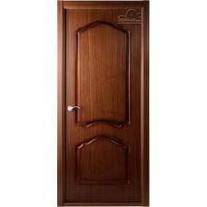 Дверь шпон Belwooddoors Каролина ДГ орех